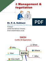 08. Conflict Management & Negotiation.pptx