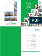 Fortis 14th Annual Report 2009-10