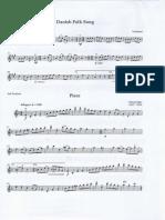 Canciones en 2ª y 3ª Posición violin