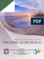 Buku Analisis Tabel Input Output Provinsi Gorontalo 81 311