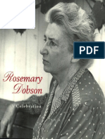 Rosemary Dobson