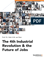 The 4th Industrial Revolution the Future of Jobs