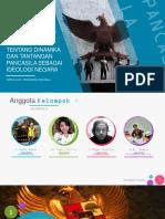 Presentasi Pendidikan Pancasila
