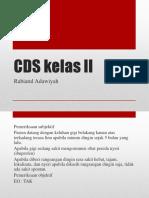 CDS Kelas II