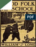 wood folk at school.epub