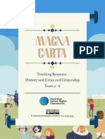 MagnaCarta TeachingResource Years5!6!01
