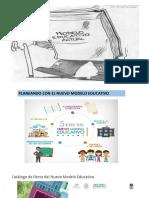 Curso Planeando Con El Nuevo Modelo Educativo