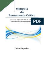 Mini Guia Pensamento Critico - Jairo Siqueira.pdf