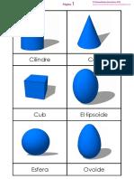 Sòlids Geomètrics