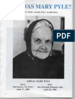 Who Was Mary Pyle