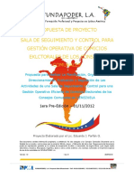 Proyecto Sala Situacional Consejos Comunales Fundapoder La 01112012