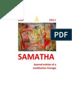 Samatha Journal 12 - 2554 - 2011