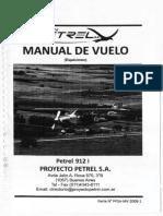 Petrel flight manual