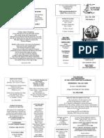 St Felix RC Newsletter (13th July 2008)