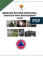 Disaster Management Plan 17-02-2014 Newest