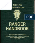 Military - US Army Ranger Handbook