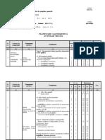 Planificare Documentatia Tehnica x