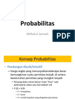 8. Probabilitas