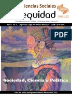 Revista Equidad Nº2 - Editor Ramón Azócar - 2018