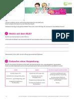 Deutschlandlabor Folge11 Muell Arbeitsblatt