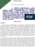 (3)Fernandez v. CA