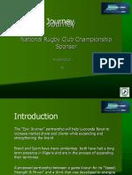 National Senior Club Sponsors Package - IGI 080810