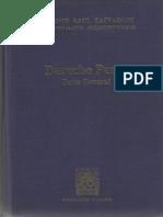 Zaffaroni, Eugenio Raul - Derecho Penal - Parte General