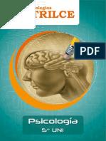 Psicología y Filosofía UNI 5º