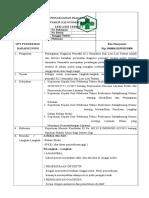 Penanganan Diagnosa Penyakit k12 Stomatitis Dan Lesi-lesi Terkait
