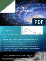 La Física en El Periodo Moderno EXPO