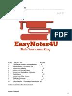 Easynotes4u.com-Income Tax Notes