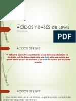 Lewis Acido Base