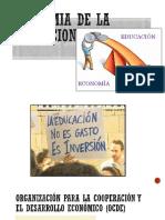 Ec0nomia de La Educaion