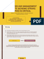 JURDING Diagnosis and management of acute ischemic stroke.pptx