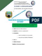 Informe Del Proyecto de Redes
