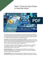 Que Es FutureNet Y Como Se Gana Dinero Con Esta Red Social.pdf