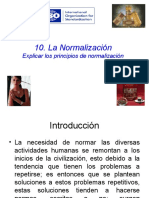 19-la-normalizacion.ppt