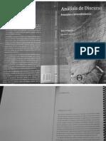 Orlandi, E. Análisis de Discurso. Principios y Procedimientos