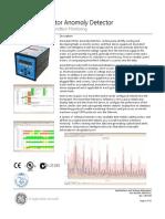 Anomalert Motor Anomaly Detector Datasheet-286754k www.ihi.cl