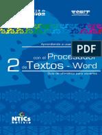 Modulo2 Procesador de Textos - Word
