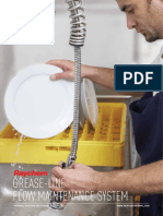 Grease Waste Lines