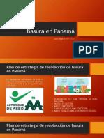 Basura en Panamá