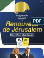 Programme résumé de Zeev Elkin