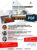 Flyer SCM Sharing Session Batch 1 Tgl 13 Oktober 2018 Rev.04