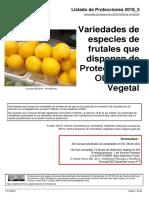 Listado Protecciones TOV_2018_5