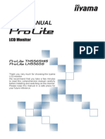 TH LH5565 Usermanual e RevD