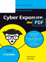 Cyber Exposure for Dummies, Tenable Sp. Ed.