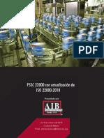 Curso Oficial FSSC 22000