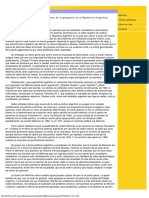 Contenido Nacionalista de La Enseñanza de La Geografía en La República Argentina