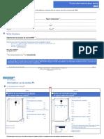 Fiche Information Pour Devis MKR